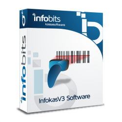 InfokasV3 kassasoftware...